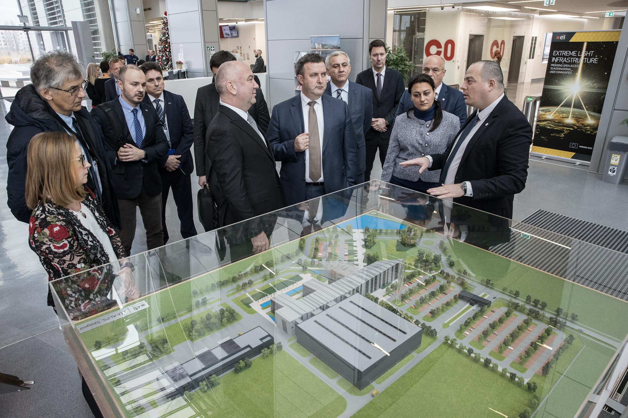 Serbian Minister visited our facility