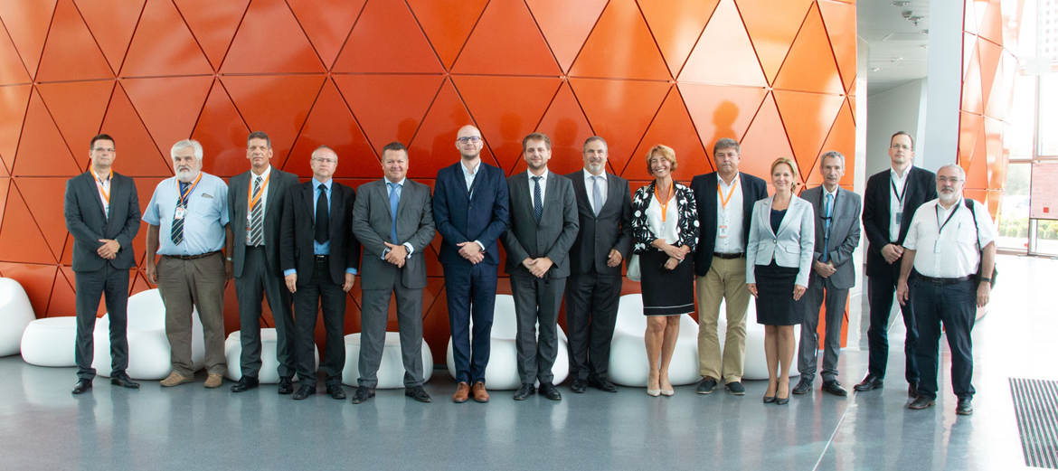 President of the National Research, Development and Innovation Office visits ELI-ALPS